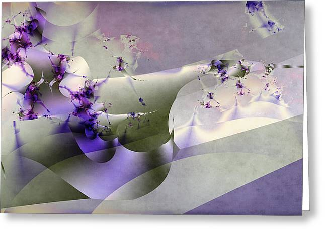 Subdued Greeting Cards - Vol Du Canard Greeting Card by Dan Turner