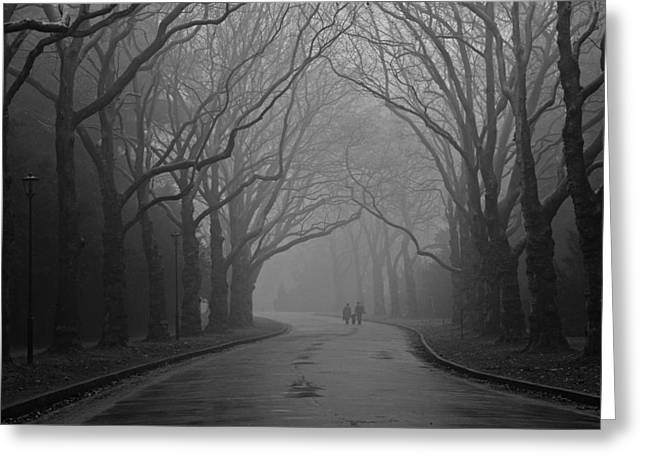 Fog Greeting Cards - We Will Guide You, Kid Greeting Card by Marcin Delektowski
