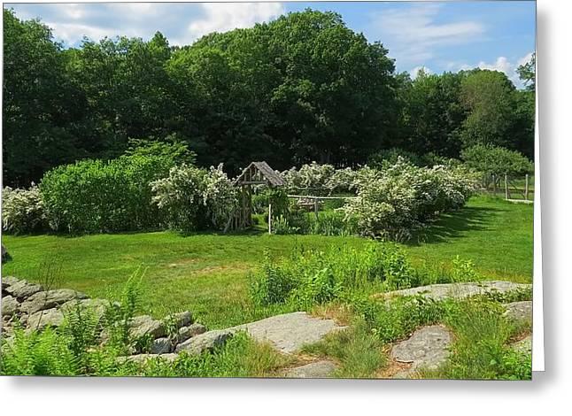 Historic Site Greeting Cards - Weir Farm National Historic Site 03 Greeting Card by Jonathan Sabin