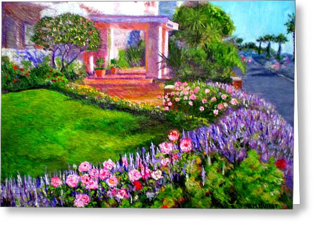 Cape Town Greeting Cards - Welcome Home Greeting Card by Michael Durst