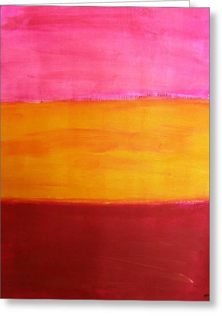 Sienna Greeting Cards - What Might Have Been Greeting Card by Michelle Foster