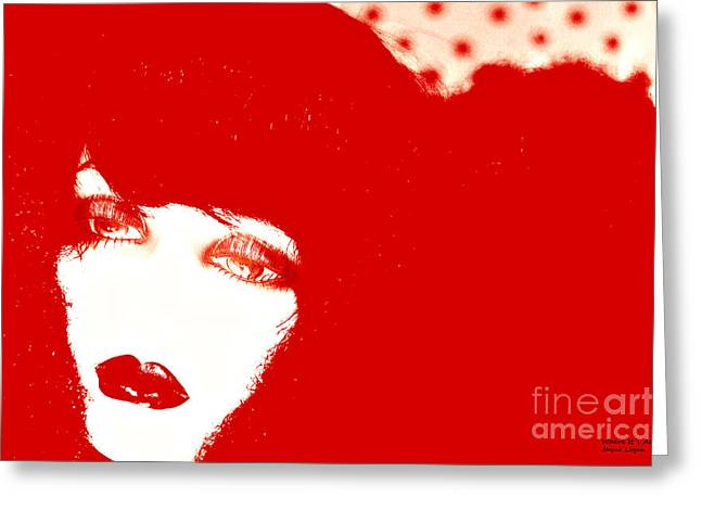ography Digital Greeting Cards - Where Its At Greeting Card by Jayne Logan Intveld