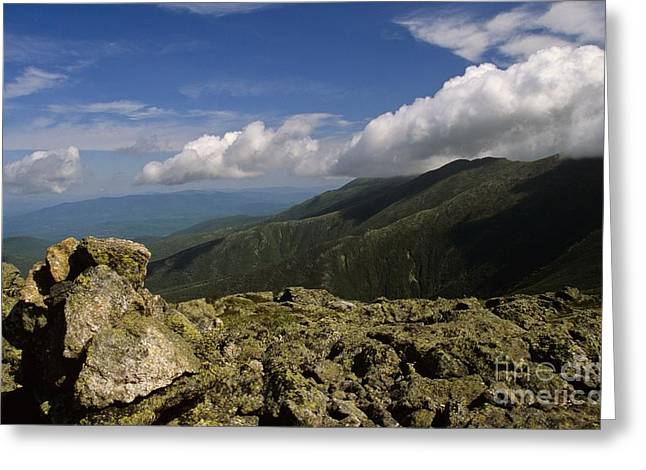 Appalachian. Greeting Cards - White Mountain National Forest - New Hampshire USA Greeting Card by Erin Paul Donovan