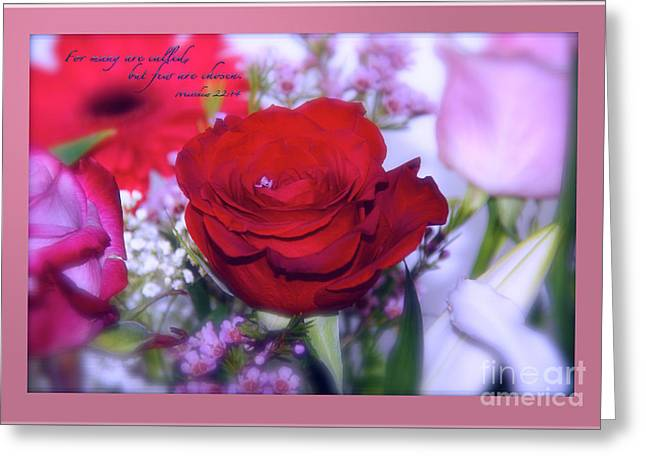 Fineartamerica Greeting Cards - Why Greeting Card by Terry Wallace