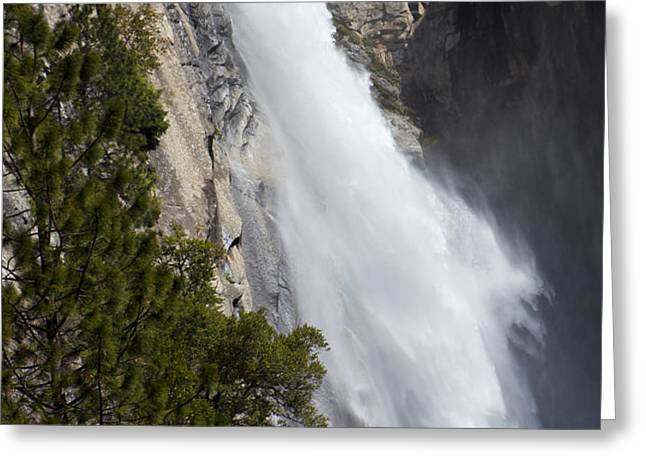 Wildcat falls  Greeting Card by Garry Gay