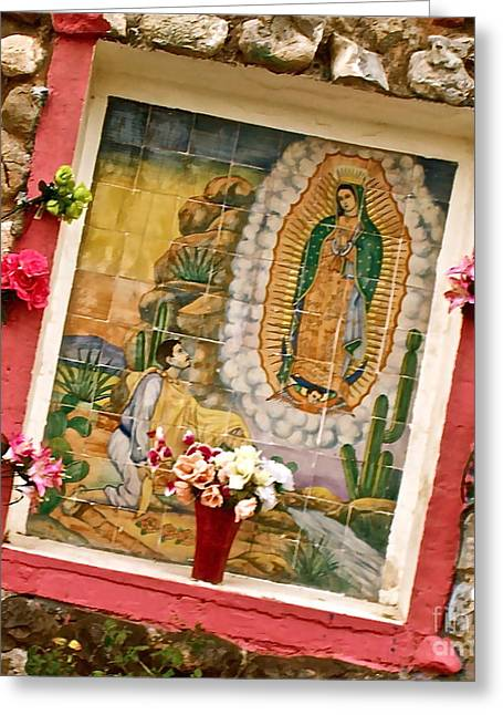 Chicano Greeting Cards - Women are Worth Worshipping Greeting Card by Chuck Taylor
