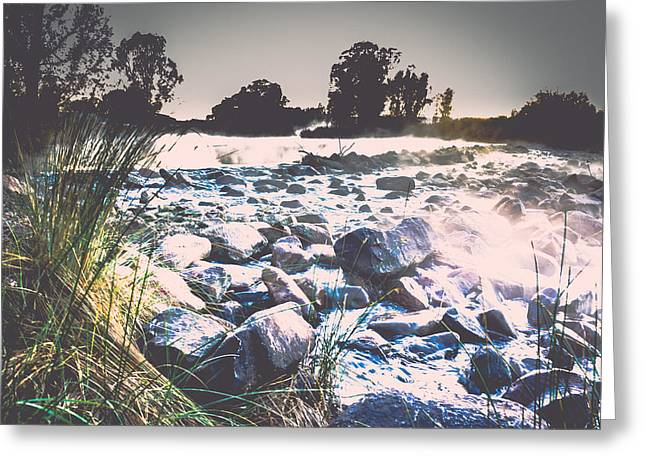 Photo Art Gallery Greeting Cards - Wonder Greeting Card by George Fivaz