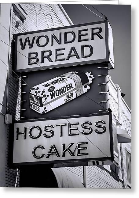 Wonder Memories - #2 Greeting Card by Stephen Stookey