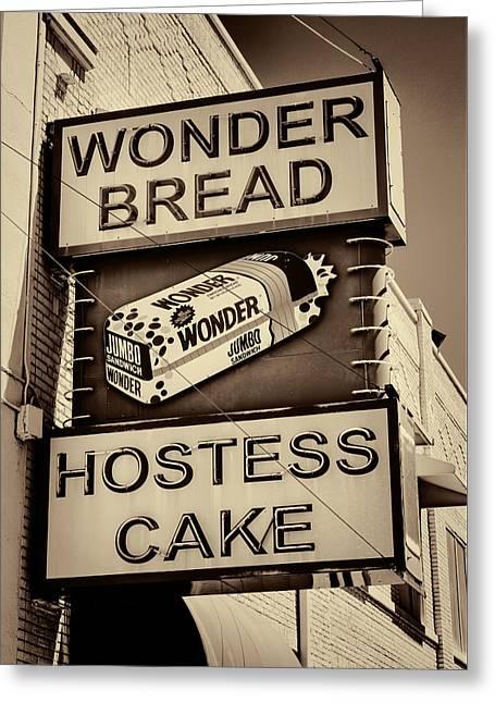 Grocery Store Greeting Cards - Wonder Memories - #4 Greeting Card by Stephen Stookey