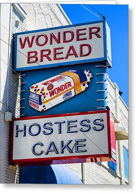 Grocery Store Greeting Cards - Wonder Memories Greeting Card by Stephen Stookey