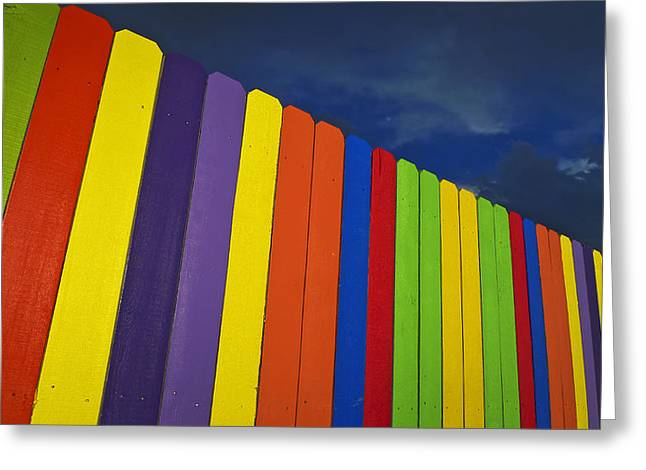 Xylophone Greeting Card by Skip Hunt