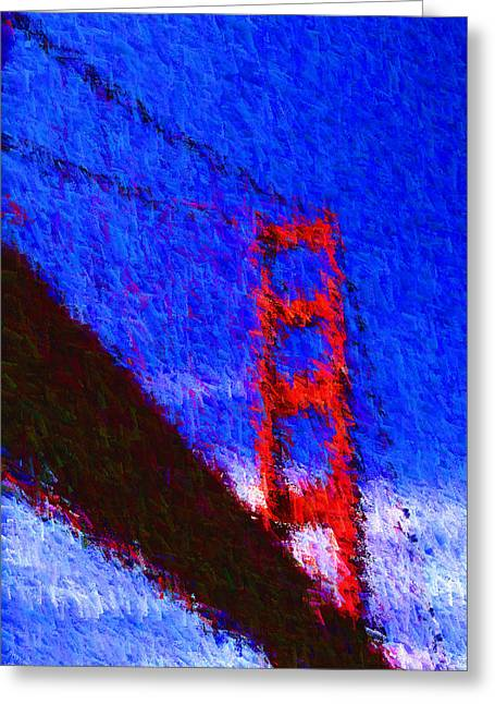 Impressionist Photography Greeting Cards - You Know What it is Greeting Card by Paul Wear