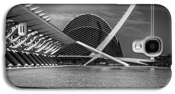 Future Photographs Galaxy S4 Cases -   Architecture Valencia IV Galaxy S4 Case by Erik Brede