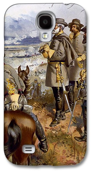 Battle Of Fredericksburg Galaxy S4 Case by American School