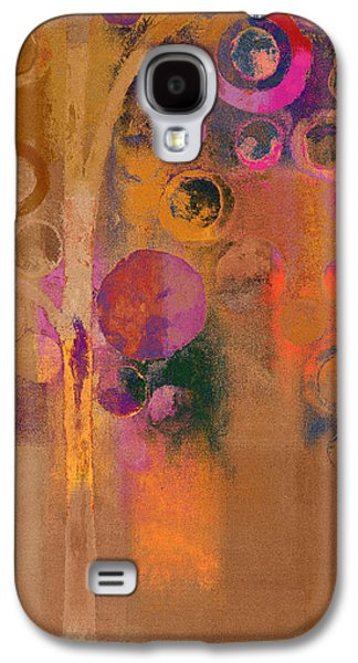 Abstract Realism Galaxy S4 Cases -  Bubble Tree - Lw91 Galaxy S4 Case by Variance Collections