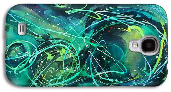 'evening Sky' Galaxy S4 Case by Michael Lang