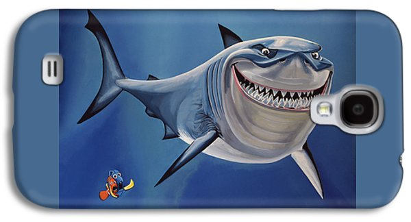 Animation Galaxy S4 Cases -  Finding Nemo Galaxy S4 Case by Paul  Meijering