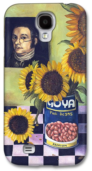 Goyas Galaxy S4 Case by Leah Saulnier The Painting Maniac