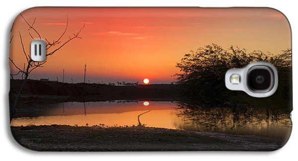 Orsillo Galaxy S4 Cases - Meitar Galaxy S4 Case by Mark Ashkenazi