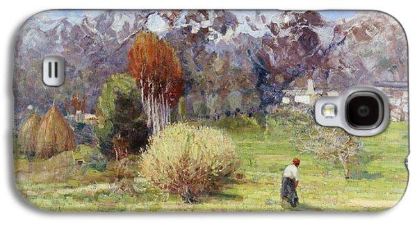 Landscape Galaxy S4 Case by Dario Bardinero