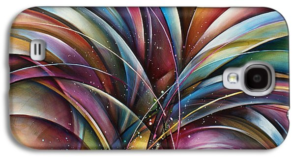 ' Lilys Song 2' Galaxy S4 Case by Michael Lang