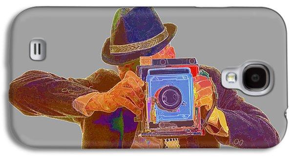 Trash Galaxy S4 Cases -  Paparazzi Galaxy S4 Case by Edward Fielding