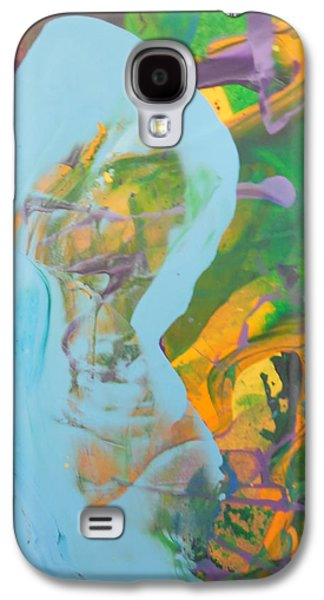 Normal Paintings Galaxy S4 Cases -  Pregnant and feeling So Empty Galaxy S4 Case by Bruce Combs - REACH BEYOND