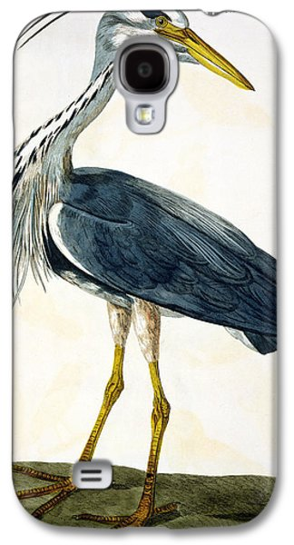 The Heron  Galaxy S4 Case by Peter Paillou