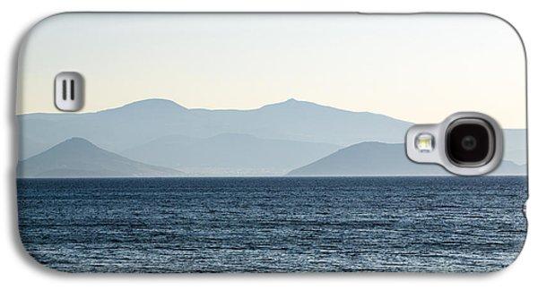 Beach Landscape Galaxy S4 Cases -  The Soul Is Far Away Galaxy S4 Case by Armin Staudt