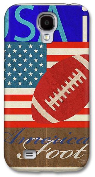 Usa Is American Football Galaxy S4 Case by Joost Hogervorst