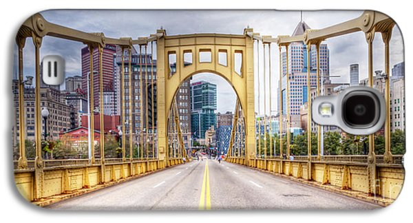 0305  Pittsburgh 10 Galaxy S4 Case by Steve Sturgill