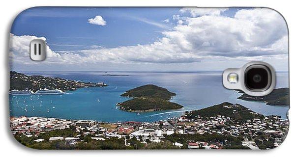 0457 St Thomas Us Virgin Islands Galaxy S4 Case by Steve Sturgill