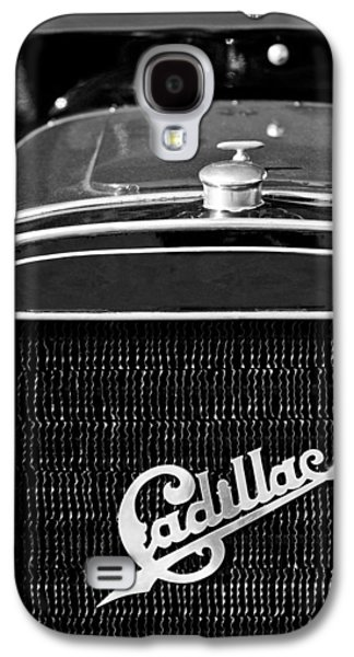 1907 Galaxy S4 Cases - 1907 Cadillac Model M Touring Grille Emblem Galaxy S4 Case by Jill Reger