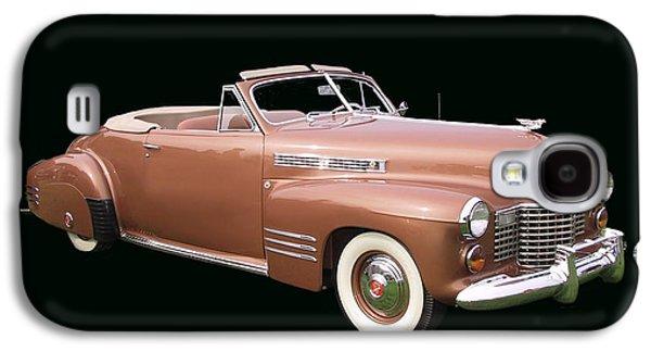 Replacing Galaxy S4 Cases - 1941 Cadillac Series 62 Convertible Galaxy S4 Case by Jack Pumphrey