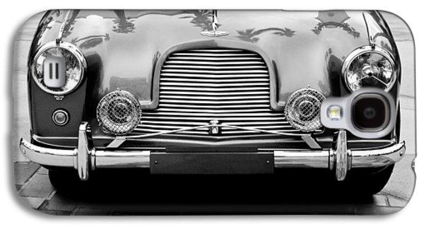 Transportation Photographs Galaxy S4 Cases - 1955 Aston Martin Galaxy S4 Case by Jill Reger