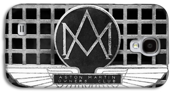 1957 Aston Martin Owner's Club Emblem Galaxy S4 Case by Jill Reger