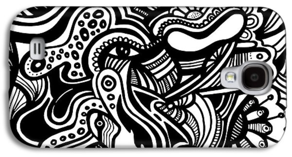 Torn Galaxy S4 Cases - Abstract Galaxy S4 Case by HD Connelly