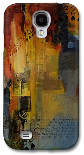 Abstract Tarot Art 013 Galaxy S4 Case by Corporate Art Task Force