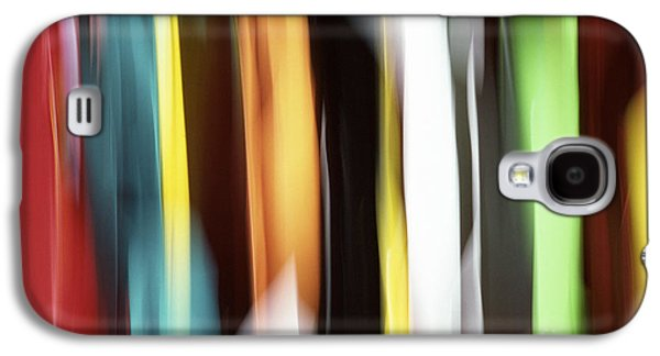 Light Photographs Galaxy S4 Cases - Abstract Galaxy S4 Case by Tony Cordoza
