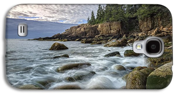 Maine Beach Galaxy S4 Cases - Acadia Galaxy S4 Case by Rick Berk