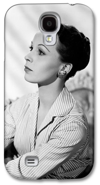 Actress Claire Bloom Galaxy S4 Case by Underwood Archives