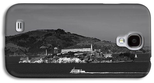 Alcatraz Photographs Galaxy S4 Cases - Alcatraz Island Galaxy S4 Case by Mountain Dreams