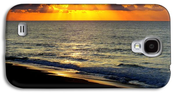 Topsail Galaxy S4 Cases - Amazing Grace Galaxy S4 Case by Karen Wiles