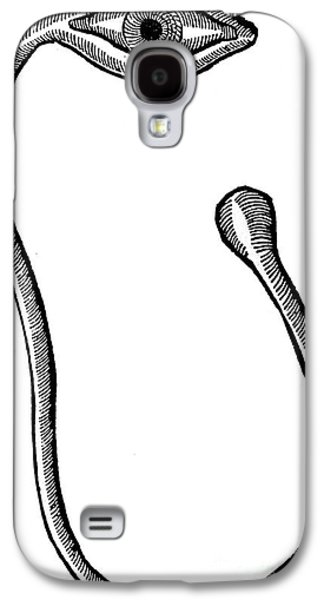Pare Galaxy S4 Cases - Ambroise Pare (1510-1590) Galaxy S4 Case by Granger