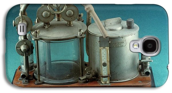 Anaesthetic Apparatus Galaxy S4 Case by Science Photo Library