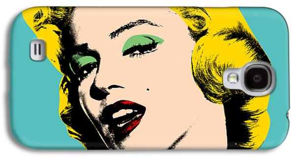 Andy Warhol Galaxy S4 Case by Mark Ashkenazi