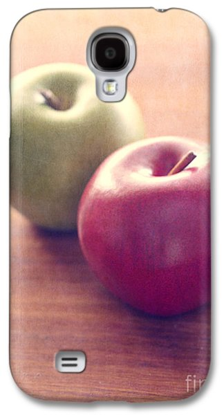 Juice Galaxy S4 Cases - Apples Galaxy S4 Case by Edward Fielding