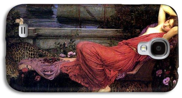 Ariadne Galaxy S4 Case by John William Waterhouse
