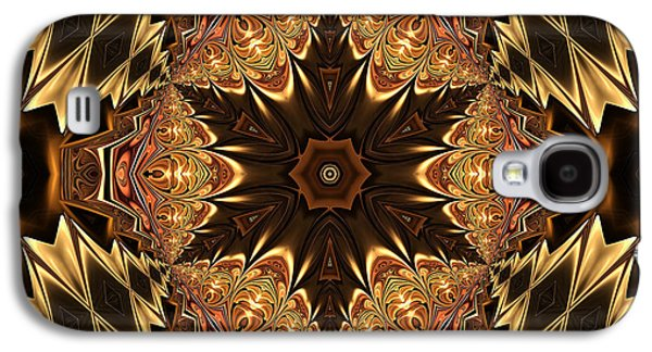Youthful Galaxy S4 Cases - Autumn Glamour Galaxy S4 Case by Georgiana Romanovna