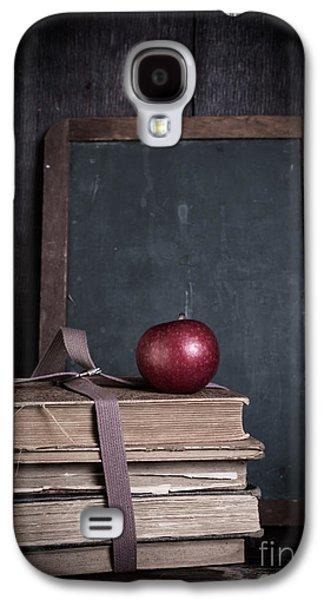 Schools Galaxy S4 Cases - Back to School Galaxy S4 Case by Edward Fielding